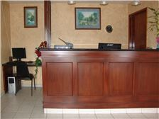Hotel Name - Front Desk Straight On
