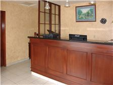 Hotel Name - Front Office Desk
