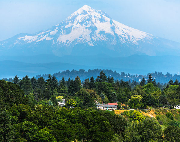Oregon Mount Hood