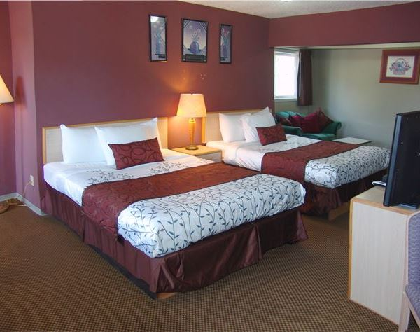 Inn At Salmon Creek Hotel Two Queen Room